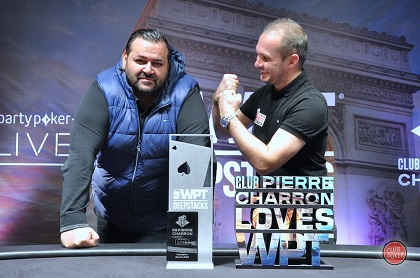 2020 WPTDeepStacks: Sonny Franco Shines in Paris with €200,000 score