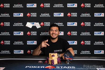 EPT Barcelona: Michael Soyza wins €10K High Roller