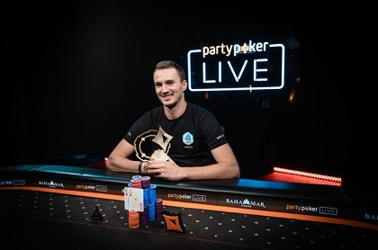 Steffen Sontheimer wins Super High Roller Championship for $3,685,000