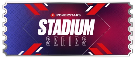 PokerStars introduces Stadium Series tournaments