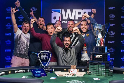 Milen Stefanov wins WPT Seminole Rock 'N' Roll Poker Open