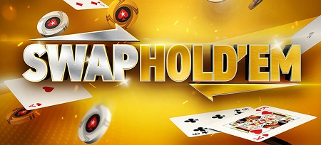 PokerStars introduces Swap Hold'em cash games