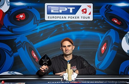 Loosli, Aido, Adams win events at 2019 EPT Monte Carlo