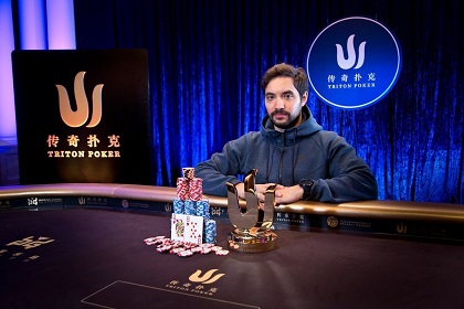 Timothy Adams wins Triton Series Jeju Main Event for $3.54 million