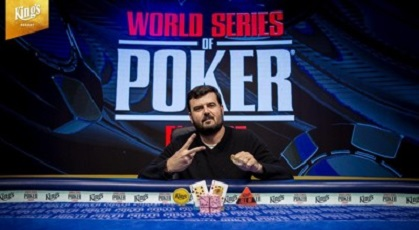 WSOP Europe: Timur Margolin wins 2nd bracelet in Event #5 €1,100 Monster Stack