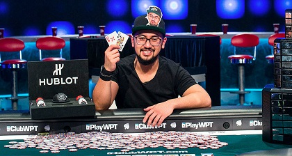 Ryan Tosoc wins WPT Bellagio Five Diamond World Poker Classic for $1.95M score