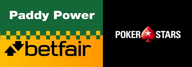 The Stars Group (PokerStars) sold to Flutter (Paddy Power/Betfair)