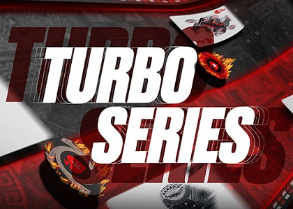 Speed Freak Alert! Turbo Series returns to PokerStars with 134 tournaments