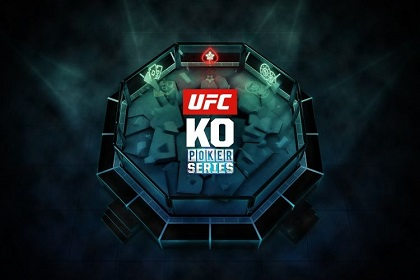PokerStars launches UFC KO Poker series with 68 PKO events
