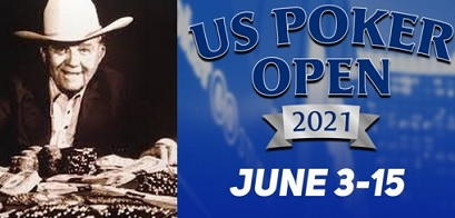 Benny Binion Shootout returns to South Point, US Poker Open 2021 schedule released