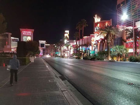 Las Vegas and Reno on Lockdown, All Casinos Closed for 30 Days Due to Coronavirus