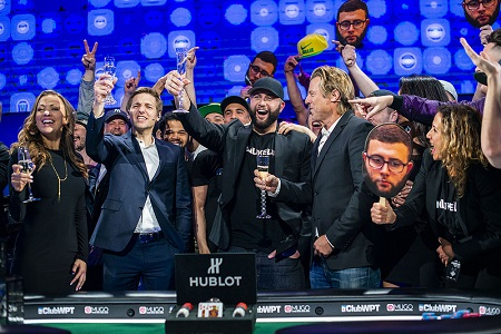 Vinicius Lima wins WPT Borgata Winter Poker Open for $728K