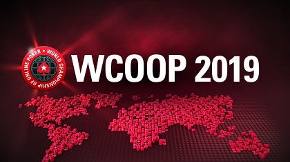 2019 WCOOP begins September 5, schedule released by PokerStars
