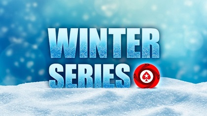 PokerStars Winter Series with $40 million in guarantees