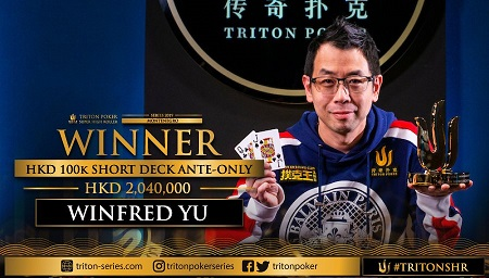 Bryn Kenney and Winfred Yu win Triton Super High Roller titles in Montenegro