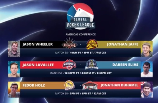GPL Week 6: Americas heads-up matches