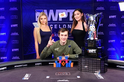 Vitalijs Zavorotnijs wins 2019 WPT Barcelona for €600,000
