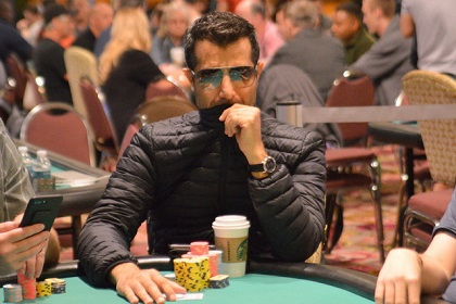Erkut Yilmaz leads WPT Borgata Poker Open final table