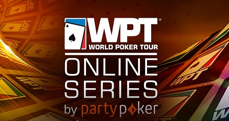World Poker Tour heads to partypoker with WPT Online Series