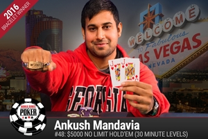 WSOP AKUSH wins