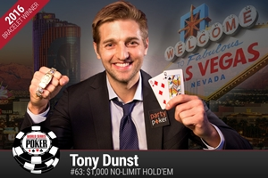 WSOP DUNST TONY WINS donkslayer