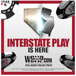 Shared player pool starting May 1 at WSOP.com
