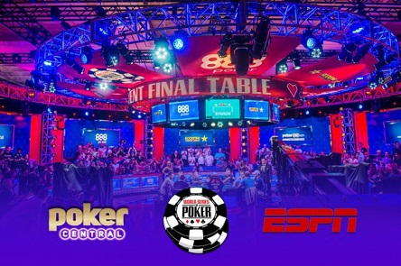 2020 WSOP TV broadcast schedule released