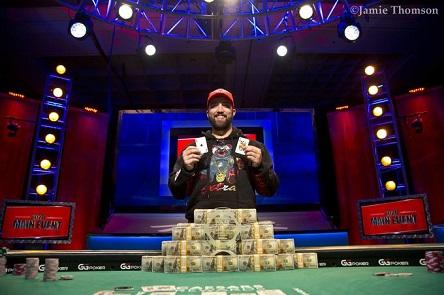 betting odds wsop final table 2021