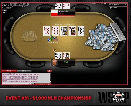 2020 WSOP Online: 2Rivers ships NL Championship for $310K