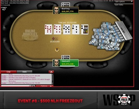 2020 WSOP Online: Joon Kim and Alan Goehring ship bracelets