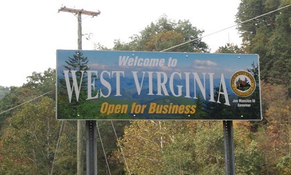 West Virginia becomes fifth U.S. state to legalize online poker