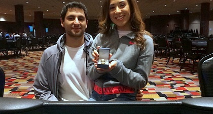 Benjamin Zamani wins WSOP Circuit ring at Planet Ho