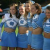 North Carolina cheerleaders